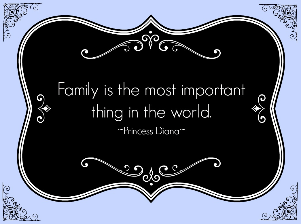 family is important Family values influence the decisions people make both within the family structure and outside of it making a decision about important topics can be difficult, and people may feel helpless if they don't know which way to proceed.